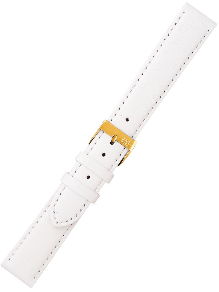 Morellato A01U0969087017CR16 White Watch Strap 16mm