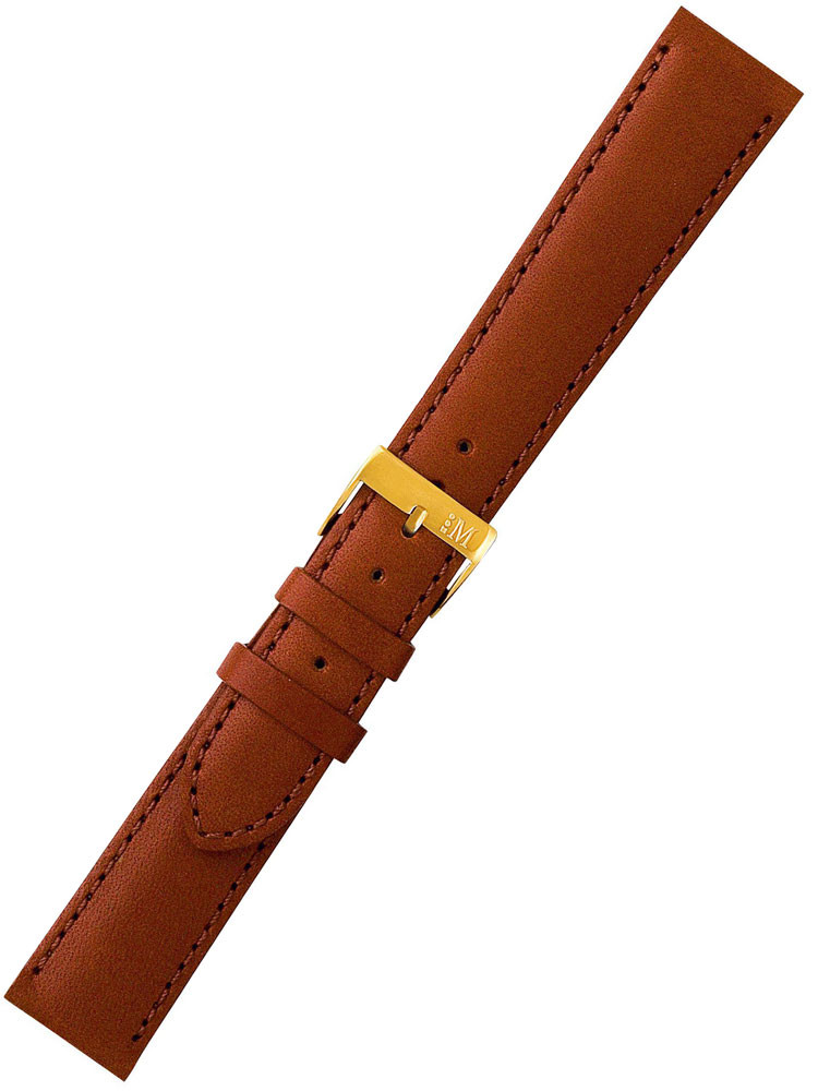 Morellato A01K0969087034CR16 Brown Watch Strap 16mm