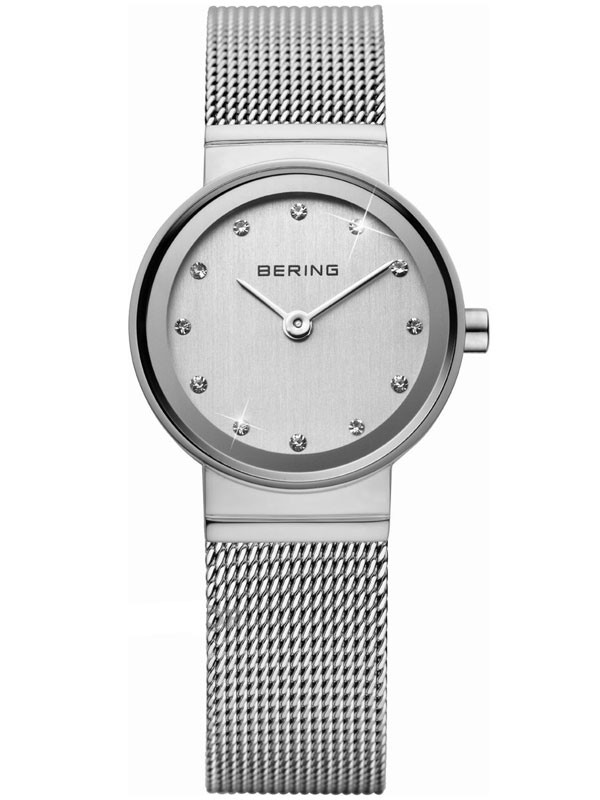 Bering Classic 10122-000 Ladies Silver 22 mm