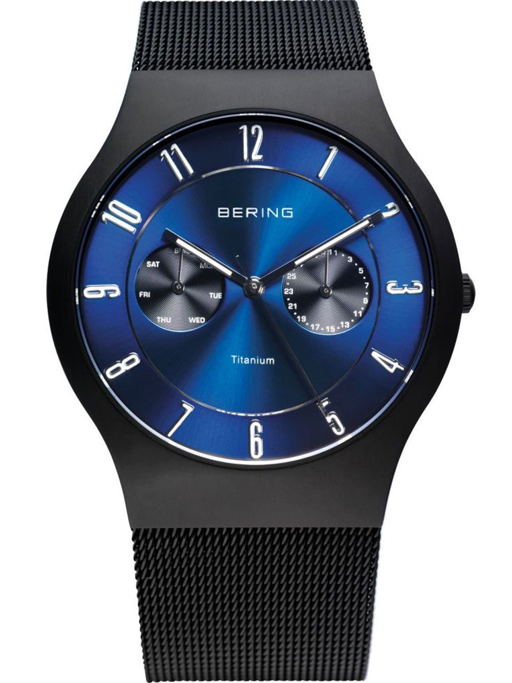 Bering 11939-078 Titanium Men's 39mm