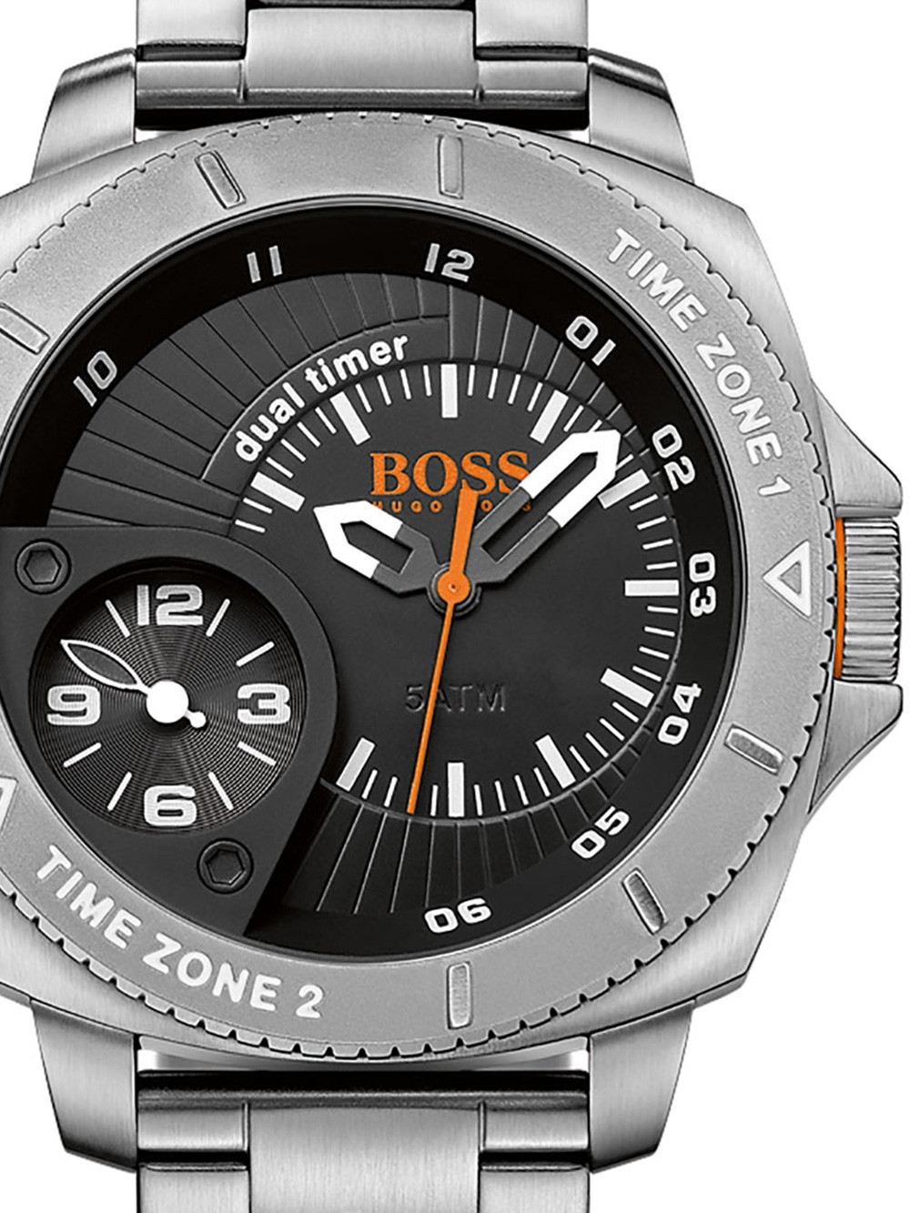 BOSS Orange 1513211 Sao Paulo Men's 50mm 5 ATM