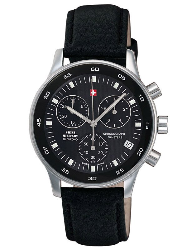 Swiss Military SM30052.03 Chronograph 40mm 5 ATM