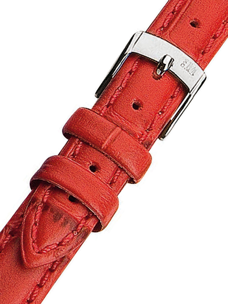 Morellato A01X2269480083CR14 Red Watch Strap 14mm