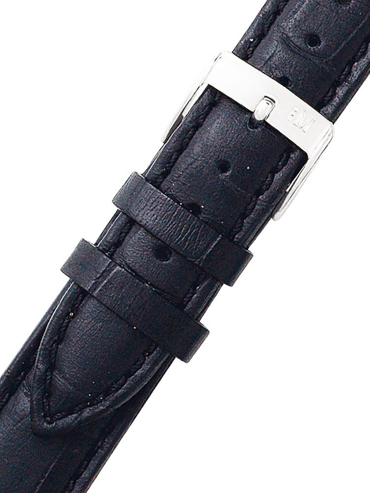 Morellato A01X2269480019CR14 Black Watch Strap 14mm