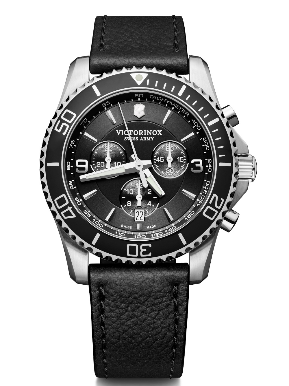 Victorinox 241864 Maverick Chronograph 43mm 10ATM