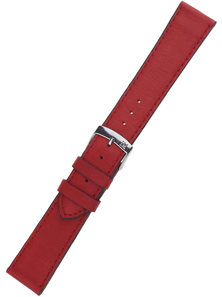 Morellato A01X3688A37082CR14 Red Watch Strap 14mm