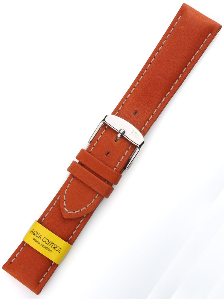 Morellato A01U3821712042CR18 Orange Watch Strap 18mm