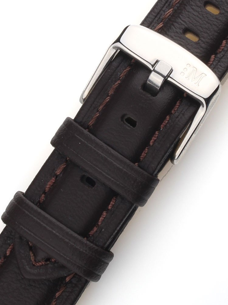 Morellato A01X3823A58032CR14 Brown Watch Strap 14mm