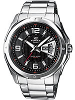 CASIO EF-129D-1AVEF EDIFICE Men's 45mm 10 ATM