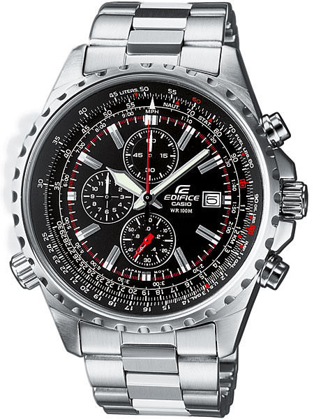 CASIO EF-527D-1AVEF EDIFICE Chronograph 45mm 10 ATM
