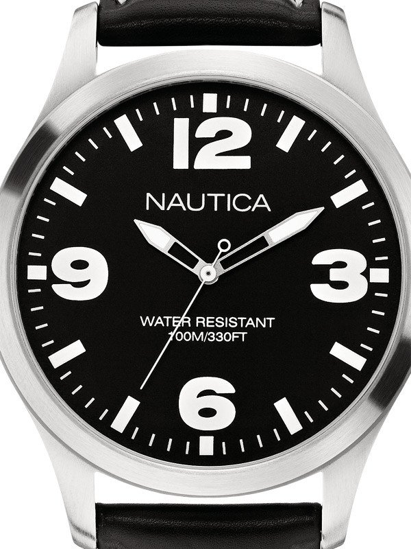 NAUTICA BFD 102 Classic A12622G Men's Watch 10 ATM 44 mm
