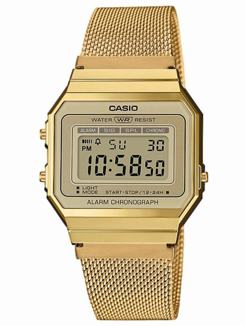 Casio A700WEMG-9AEF classic Collection 33mm 3ATM