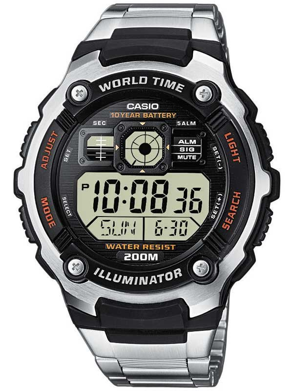 CASIO AE-2000WD-1AVEF Collection 48mm 20 ATM