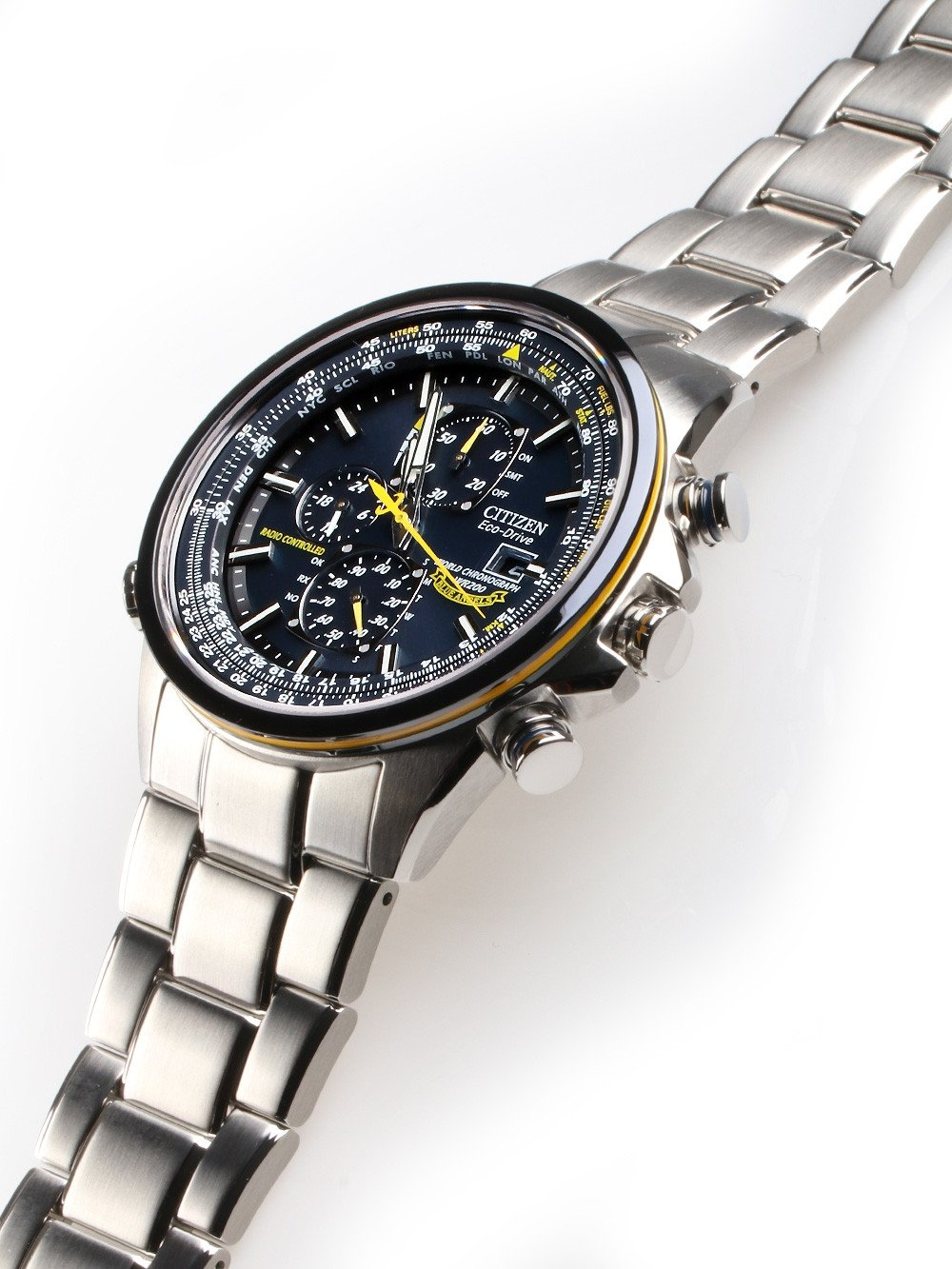Citizen AT8020-54L Promaster-Sky Blue-Angels 44mm 20 ATM