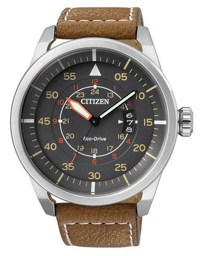 Citizen AW1360-12H Eco-Drive Elegant Men's 45mm 10 ATM