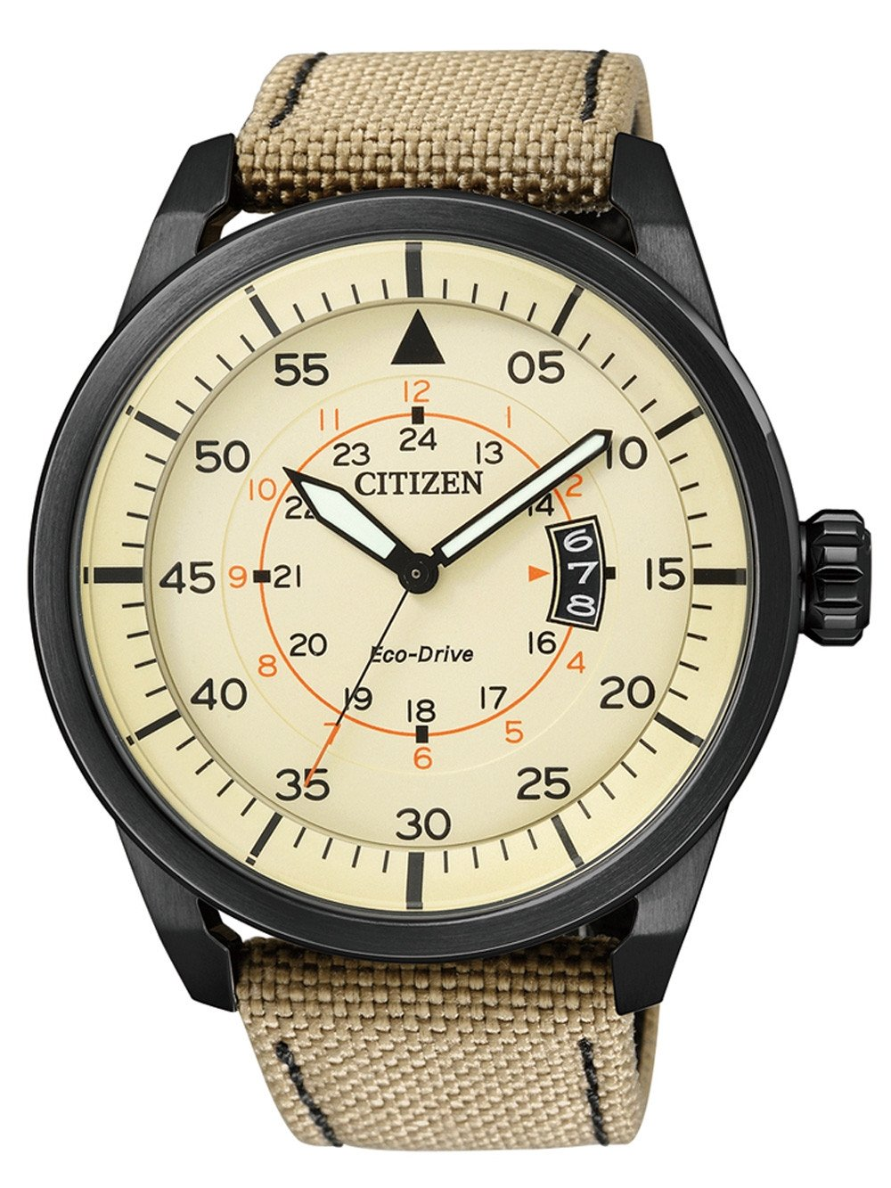 Citizen AW1365-19P Eco-Drive Elegant Men's 45 mm 10 ATM