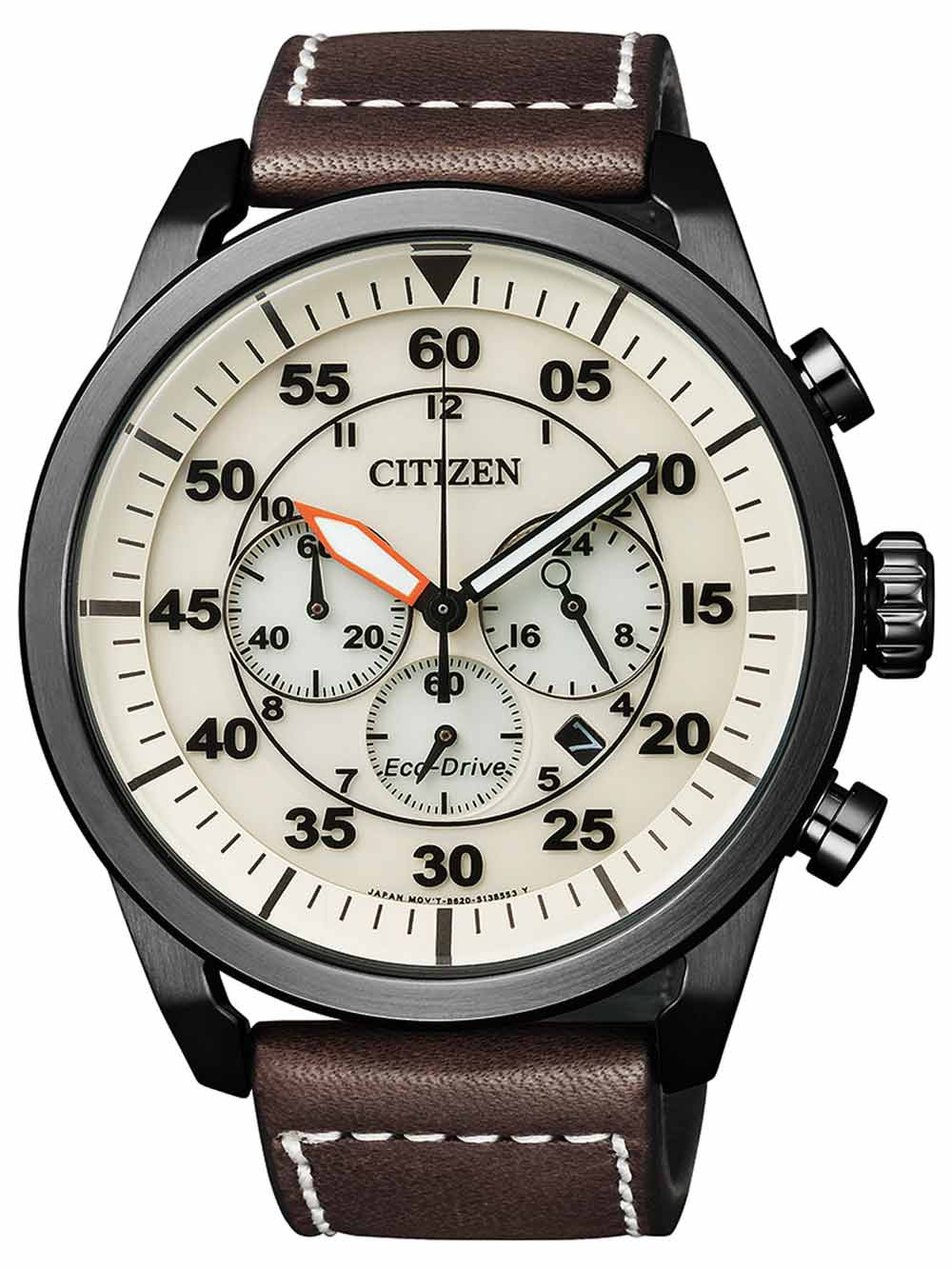 Citizen CA4215-04W Eco-Drive Sports Chronograph 45mm 10 ATM