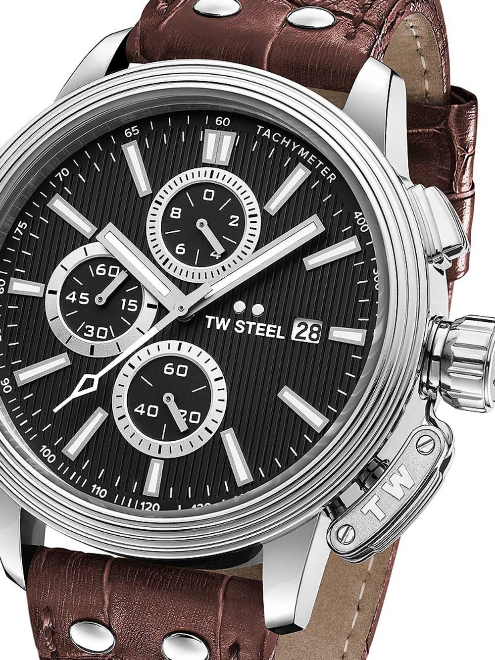 TW Steel CE7006 Adesso Chronograph 48mm 10 ATM