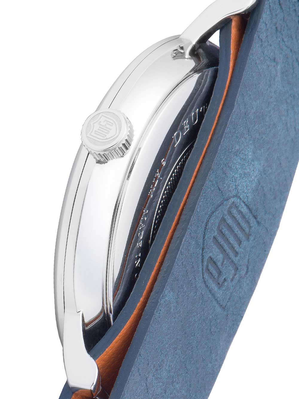 DuFa DF-9001-06 Walter Gropius Men's Watch 38mm 3 ATM