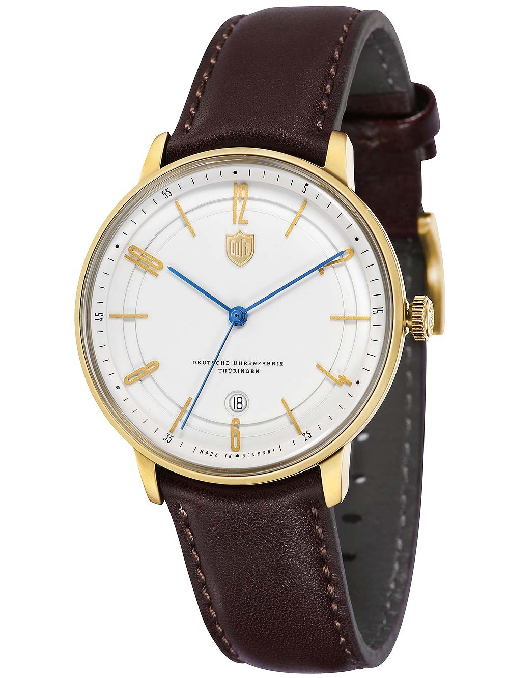 Dufa DF-9016-03 Bayer Swiss Made Automatic 40mm 3 ATM