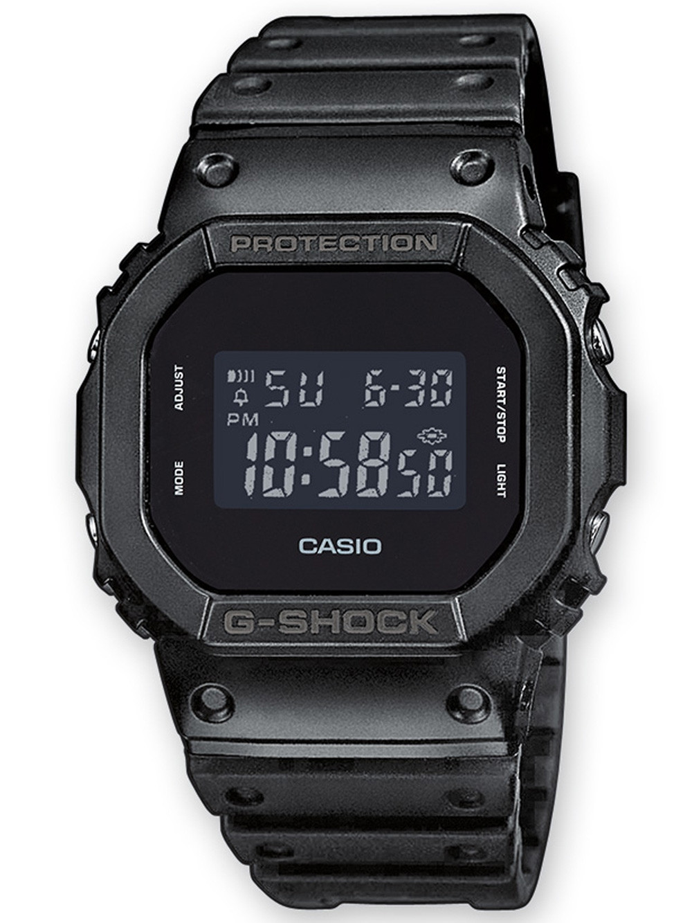 Casio DW-5600BB-1ER G-Shock 43mm 20ATM