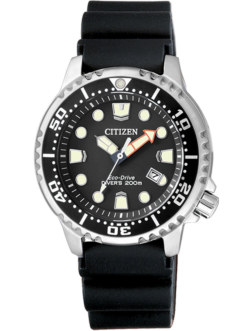 Citizen EP6050-17E Eco-Drive Promaster-Sea Diver Watch Ladies 34mm 20 ATM