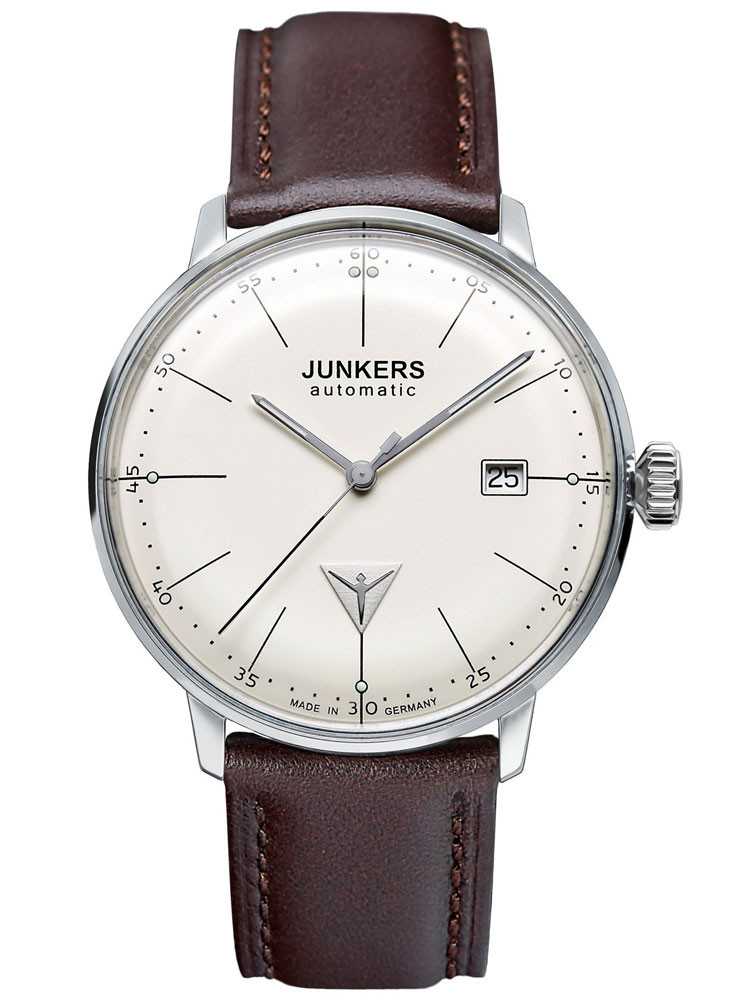 Junkers Bauhaus 6050-5 Men's Watch Automatic