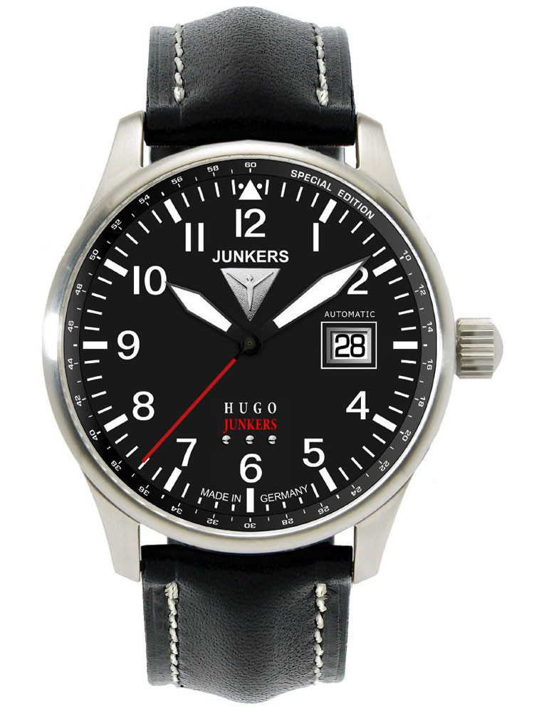 Junkers Special Edition Hugo Junkers 6650-2S Automatic Men's Watch