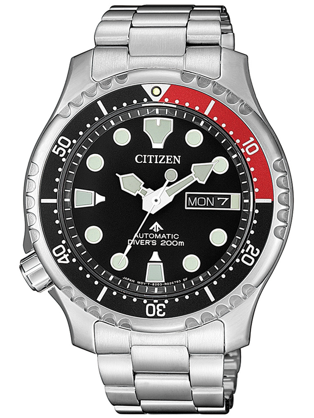 Citizen NY0085-86E Promaster Automatic Diver 42mm 20ATM