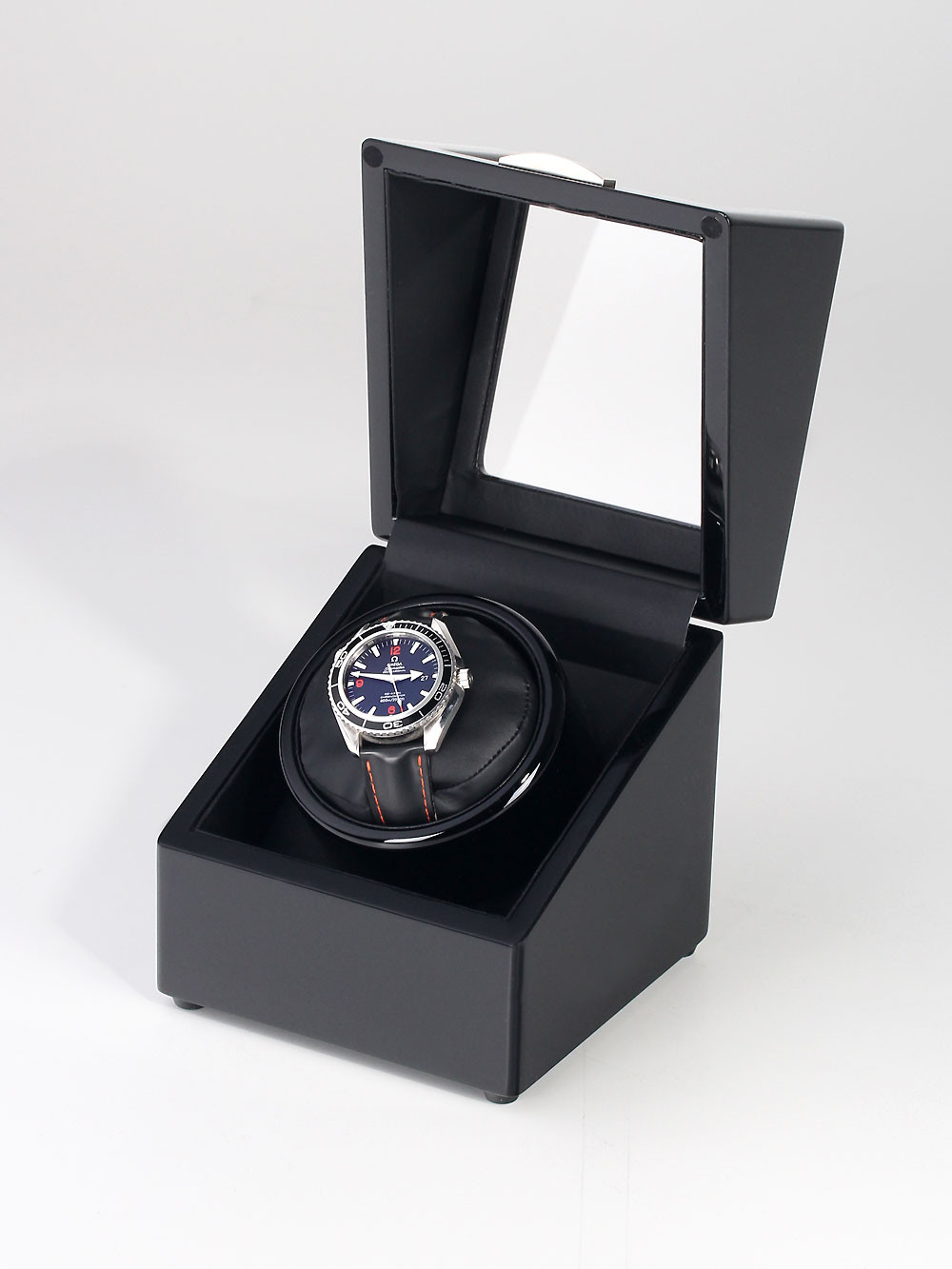 Rothenschild Watch Winder [for 1 Watch] RS-1219-BL