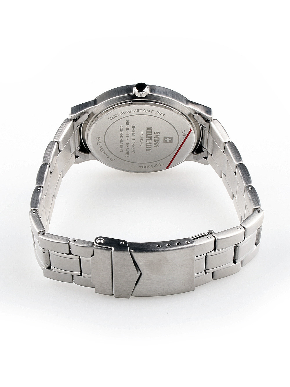 Swiss Military SMP36004.06 Men's 40mm 5 ATM