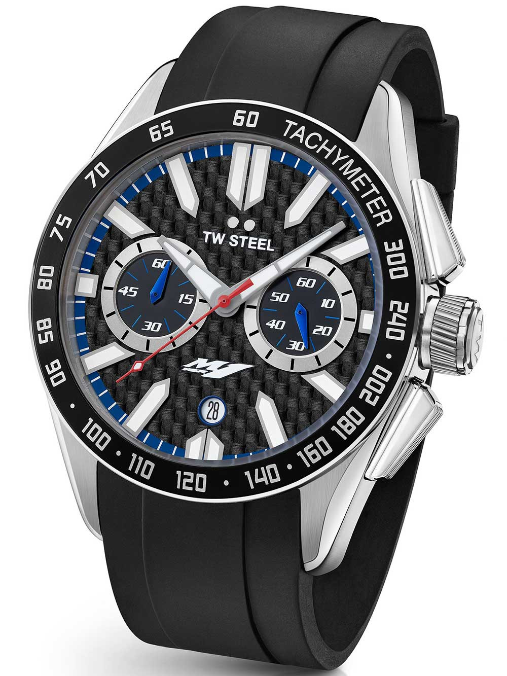 TW Steel GS1 Yamaha Factory Racing Chronograph 42mm 10 ATM