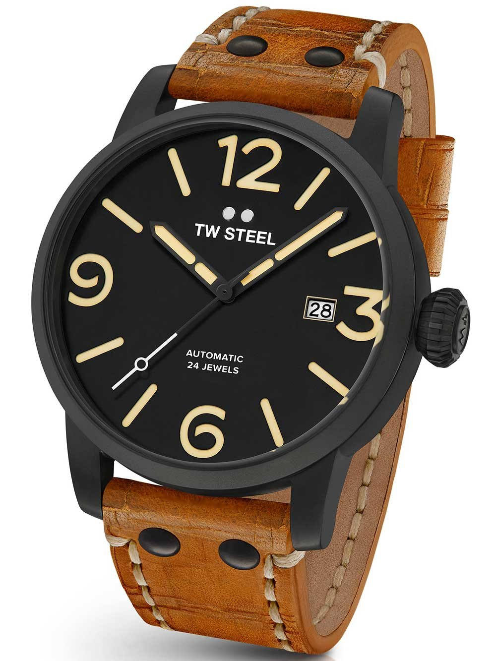TW Steel MS36 Maverick Automatic 48mm 10 ATM