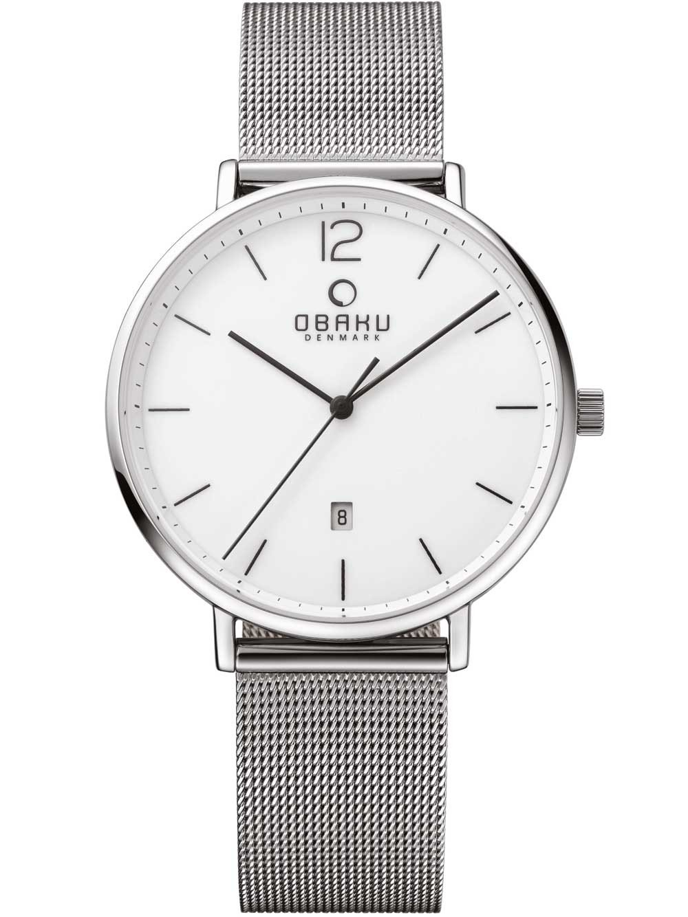 Obaku V181GDCWMC Men's 40mm 5 ATM