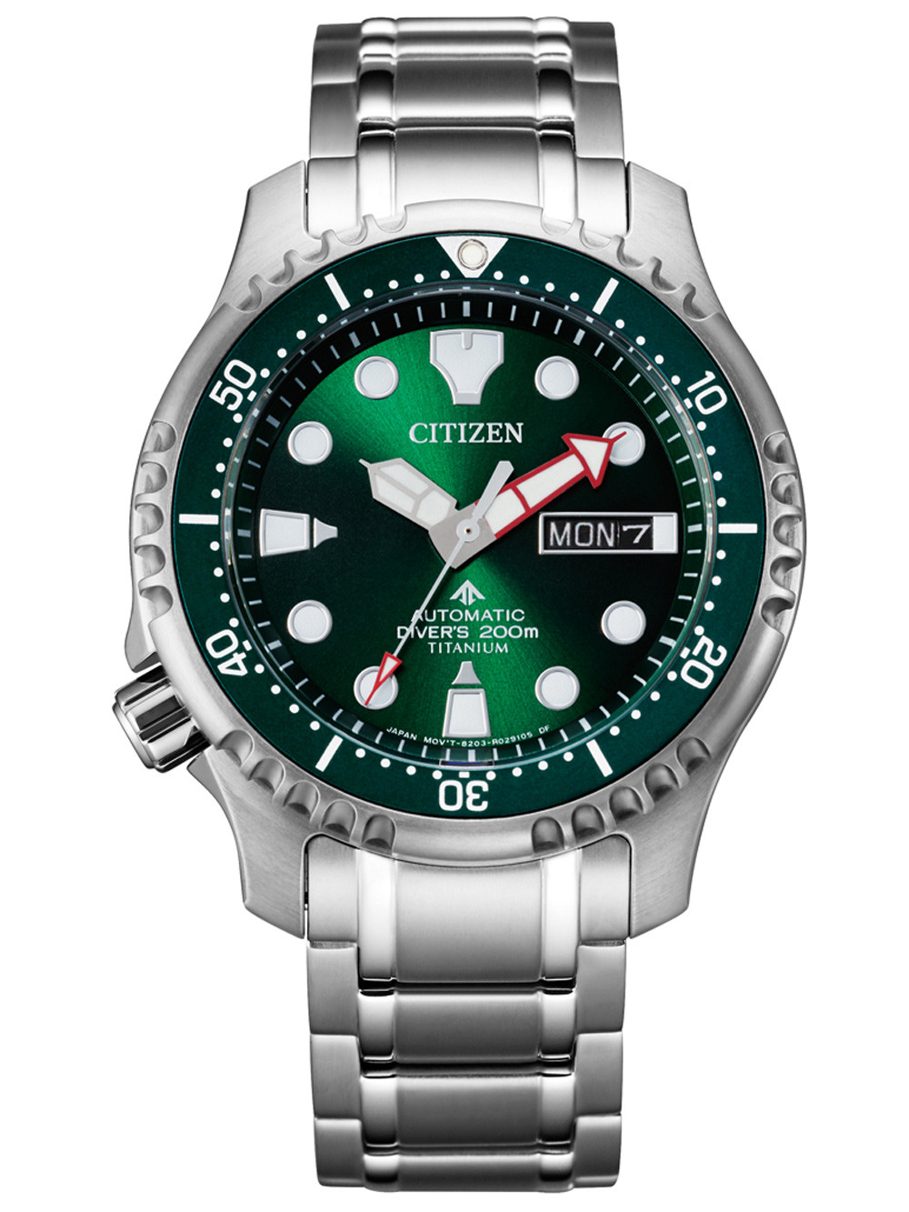 ⌚CITIZEN NY0100-50XE Mens watch ⇒ Timeshop24.com
