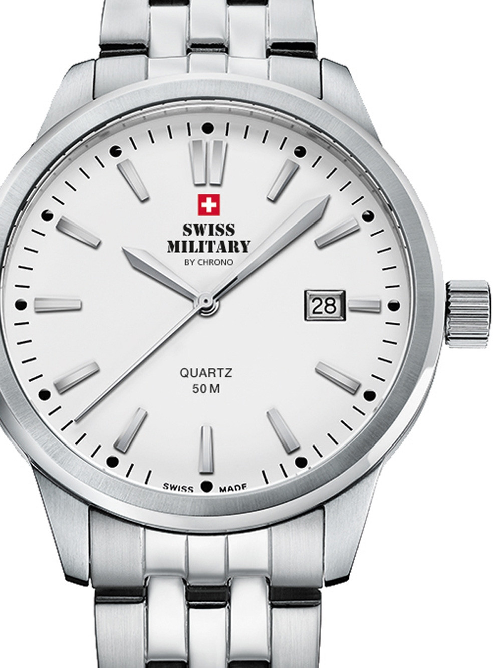 Swiss Military SMP36009.02 men`s 41mm 5ATM