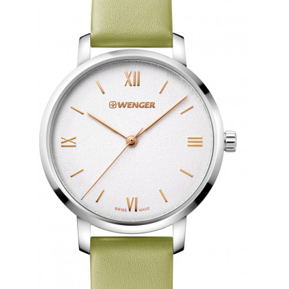 Wenger 01.1731.103 Metropolitan Donnissima Ladies 38mm 10 ATM
