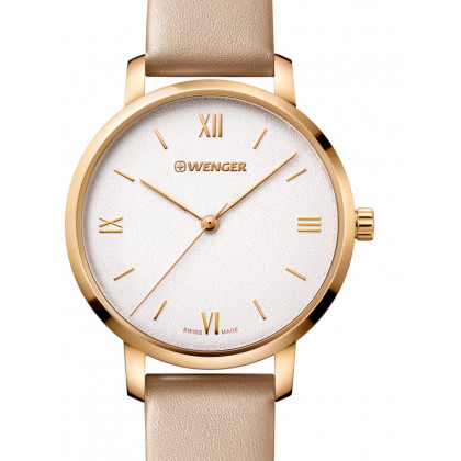 Wenger 01.1731.105 Metropolitan Donnissima Ladies 38mm 10 ATM