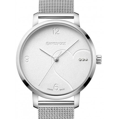 Wenger 01.1731.108 Metropolitan Donnissima Ladies 38mm 10ATM