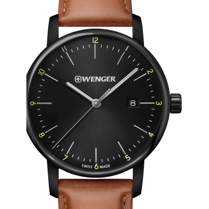 Wenger 01.1741.136 Urban Classic Men's 42mm 10ATM