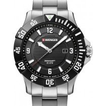 Wenger 01.0641.131 Seaforce diver 43mm 20ATM