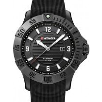 Wenger 01.0641.134 Seaforce diver 43mm 20ATM