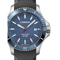 Wenger 01.0641.119 Seaforce Men's 43mm 20 ATM