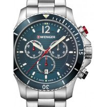 Wenger 01.0643.115 Seaforce Chronograph 43mm 20ATM