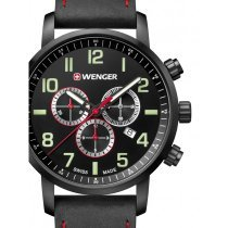 Wenger 01.1543.104 Attitude Chronograph 44mm 10 ATM