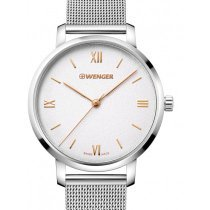 Wenger 01.1731.104 Metropolitan Donnissima Ladies 38mm 10 ATM