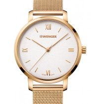 Wenger 01.1731.107 Metropolitan Donnissima Ladies 38mm 10 ATM