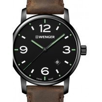 Wenger 01.1741.121 Urban Metropolitan Men's 42mm 10 ATM