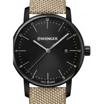 Wenger 01.1741.138 Urban classic men´s watch 42mm 10ATM