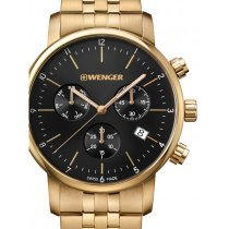 Wenger 01.1743.103 Urban Classic Chronograph 44mm 10 ATM